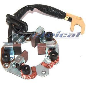 Starter BRUSHES BRUSH HOLDER For NISSAN 200SX, 350Z, Altima, Maxima, Sentra