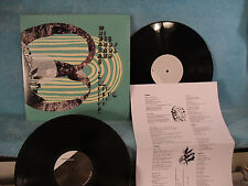 Whitesand/Badlands, Seeding The Clouds, Magnetic Ghost MG001, 2010, 2 LPs Gate
