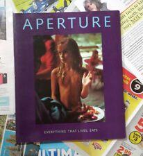 vintage issue APERTURE magazine ready to frame  Fine Art 1996 ITALY