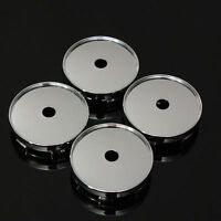 Portable Universal Car Wheel Center HUB CAP Sticker 60mm Plastic 4PCS EF