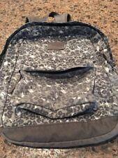 Juniors Womens Girls O'Neill Book Bag Backpack Gray GUC