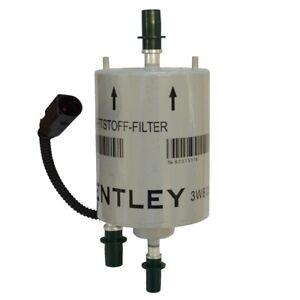 Bentley Continental Gt, Gtc & Flying Spur Fuel Filter - Genuine