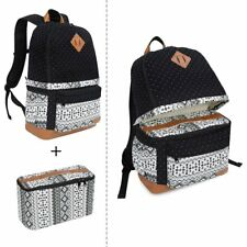 Women Shockproof Camera Backpack School Bag for Lens Nikon Sony Shoulder Bags
