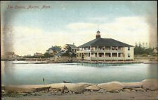 Marion MA The Casino c1910 Postcard