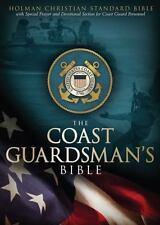 The Coastguardsman's Bible by Holman Bible Staff (2012, Imitation Leather)