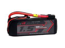 Turnigy Graphene 1500mAh 3S 11.1V 65C 130C Lipo Battery XT60 FPV Race Heli EDF