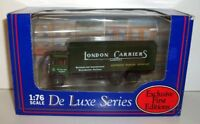 EFE 1/76 Scale - LC AEC Mammouth London Carriers box van truck