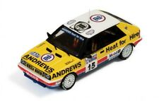 1/43 Lancia Delta HF 4wd  Andrews Heat For Hire Lombard RAC Rally 1987 R.Brookes