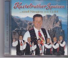 Kastelruther Spatzen-Und Singen Ist Gold  cd album