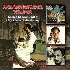 Narada Michael Walden-GARDEN OF LOVE LIGHT/i Cry, I SMILE/RISVEGLIO 2 CD NUOVO