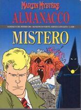 MARTIN MYSTERE  ALMANACCO DEL MISTERO  1994 BONELLI - ottimo