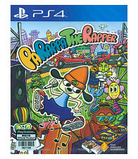 PARAPPA THE RAPPER Sony PlayStation PS4 2017 English Factory Sealed