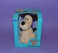 *  RARE  *  MINT BOXED  *  WALLACE AND GROMIT  *  CLOCKWORK FURRY GROMIT  *