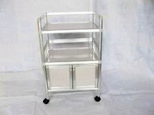 1X Beauty Salon Utility Trolley Cabinet Cart 65cm