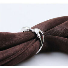 Fashion Double Dolphin Opening Adjustable Rings Women's Jewellery Gift WO
