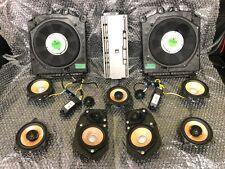 BMW E60 E61 M5 Logic 7 DSP INDIVIDUAL M Sound TOP HiFi System Speacker Amplifier