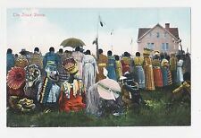 Sioux Dance,Siuox Indians Native America,(First Nations),U.S-Canada,c.1909