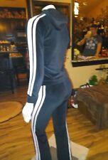 PlayersSport. Black. Two piece. Jogging suit. W. M.