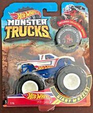 Hot Wheels Monster Trucks #7/16 Hot Wheels Racing #FYJ54 1:64 Scale
