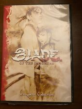 Blade of the Immortal Anime Complete Series DVD Collection Official Release