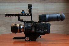 Sony Fs700 4K Upgrade Kit with 2 lenses, cage, accessories