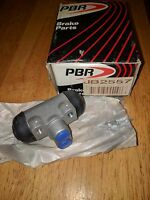 NOS PBR JB2557 LEFT REAR WHEEL CYLINDER FITS MAZDA 323 FA 4 DOOR WAGON 78-81