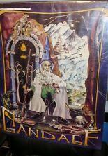 J.R.R. Tolkien, 4 x Lord of the Rings Vintage Posters, rare! 1969