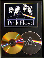 Pink Floyd - 24k Gold Cd & Picture Disc Display Limited Edition - Usa Ships Free