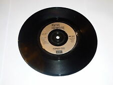 """IRON MAIDEN - Running Free - 1985 UK injection moulded label 7"""" single"""