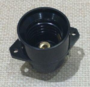 Vintage BULGIN Edison Screw (E27) R80 Lamp / Light Bulb Holder (New)