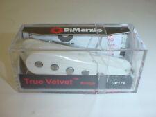 DiMarzio DP176 True Velvet MIDDLE Single Coil Electric Guitar Pickup WHITE RWRP
