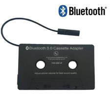 More details for bluetooth car music audio receiver cassette mp3 player adapter aux tape convert