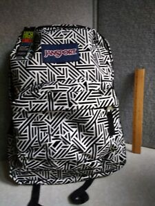 NWT,  $56. MSRP, Jansport High Stakes Backpack Book Bag 100% Authentic