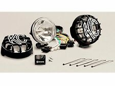 New - KC Rally 4 Inch Round 55w Driving Lights - Complete System by KC HiLiTES