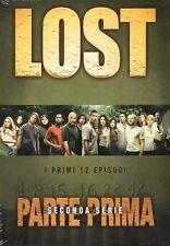 LOST - SECONDA SERIE PARTE PRIMA (1) - BOX 4 DVD (NUOVO SIGILLATO)