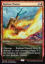 MRM FR/VF FOIL Flammes radieuses (Radiant Flames) MTG magic BFZ Promo