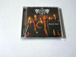 "RBD ""NUESTRO AMOR"" CD 14 TRACKS"