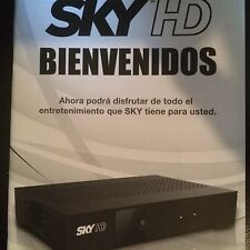 SKY DE MEXICO HD RECIVIDOR SATELITAL / HD SATELLITE 58 w