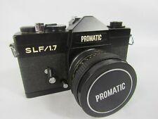 Promatic SLF/1.7  Vintage Film Camera Tested WORKS