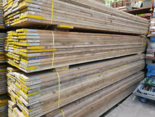 """Reclaimed Used Scaffold Boards / Planks / Timber - 12ft 10"""" (3.9m)"""