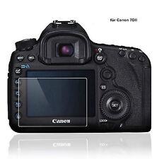 Lynca Displayschutz für Canon 7D2, 7DII Panzerglas  LCD Schutz GGS Monitorschutz