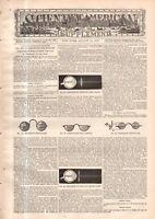 1878 Scientific American Supp August 10 - Eyeglasses; China tornado; Peru; glass