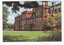 Main Entrance & West Wing Croxteth Hall Liverpool Postcard 859b