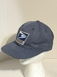 United States Postal Service Hat USPS 6 Panel Baseball Adjustable Snapback Style
