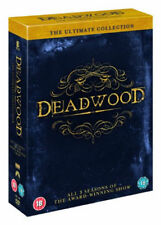 Deadwood Seasons 1 to 3 Complete Collection DVD NEW dvd (PHE1569)