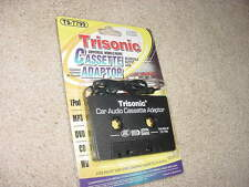 Cassette Adapter Vehicle to Ipod Mp3 Dvd Cd - New