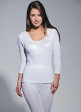 WOMENS LONG SLEEVED THERMAL UNDERGARMENT / VEST