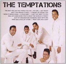 Temptations - Icon CD Motown