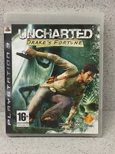 JEUX PS3 UNCHARTED DRAKES FORTUNE AVEC NOTICE PLAYSTATION