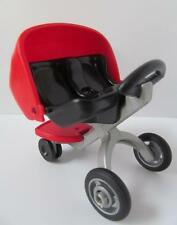 Playmobil dollshouse/city extras: Modern pushchair/buggy for 2 babies/twins NEW